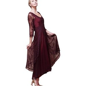 Natalya Antique Dress